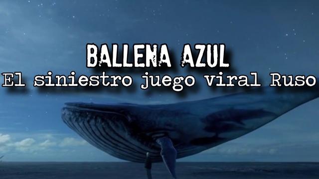 ballena azul juego