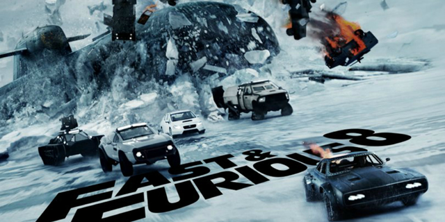 fate of the furious, pelicula mas taquillera en china