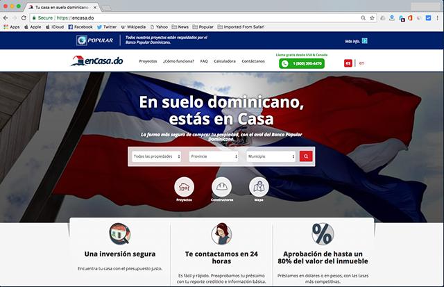 inmobiliaria dominicana