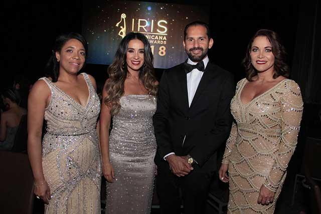 gala premios iris